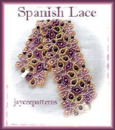 spanish lace -done in netting stitch. materials seed beads & round pearls and Miyuki drop beads Lace Bracelet, Beaded Bracelet Patterns, Seed Bead Bracelets, Seed Beads, Perler Beads, Beading Patterns Free, Seed Bead Patterns, Weaving Patterns, Flip Flops