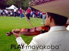 #FlashbackFriday al @OHLClassic – El unico PGA TOUR que tiene mariachi para cantarles a los proferisonales del @PGATOUR mientras calientan en el @mayakobagolfcourse's  #JUEGAmayakoba #mariachi #PGATOUR #golf #playadelcarmen #ohlclassic