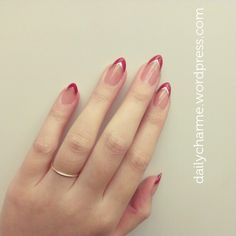 25 Amazing Pointed Nail Art Ideas - Style Motivation