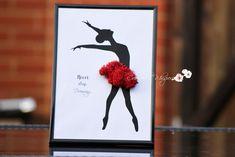 Items similar to Reindeer Moss Ballerina Frame