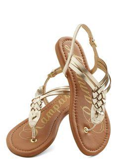 Plait Night Sandal