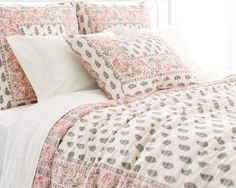 Annette Spring Bedding design by Pine Cone Hill