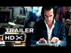 20,000 Days on Earth Official Trailer #1 (2014) - Nick Cave Docudrama HD - YouTube