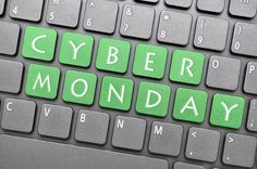 Cyber Monday for small business owners. Get yourself a web presence and begin to see the power of the internet and increase your bottom line. #cybermonday #smallbusiness