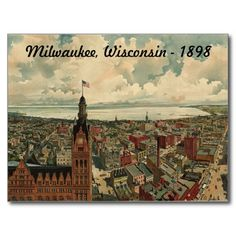 =>quality product          	1898 Milwaukee, WI Birds Eye View Postcard!           	1898 Milwaukee, WI Birds Eye View Postcard! lowest price for you. In addition you can compare price with another store and read helpful reviews. BuyThis Deals          	1898 Milwaukee, WI Birds Eye View Postcard...Cleck Hot Deals >>> http://www.zazzle.com/1898_milwaukee_wi_birds_eye_view_postcard-239088932020219710?rf=238627982471231924&zbar=1&tc=terrest