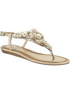 Imani Flat Sandals