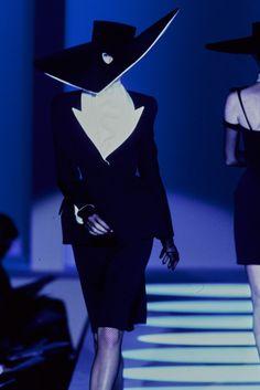 Mugler Spring 1997 Couture Fashion Show