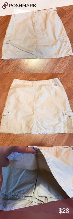 Horny Toad Women's Skort Good condition. No flaws. Built in shorts under. Size 8 Horny Toad Shorts Skorts