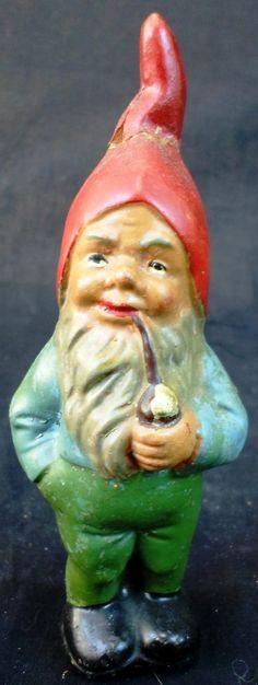 vintage gnome