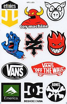 Discover recipes, home ideas, style inspiration and other ideas to try. Sticker Bomb, Logo Sticker, Sticker Design, Skateboard Logo, Skateboard Design, Skate Element, Skate Wallpaper, Skate Logo, Spitfire Skate