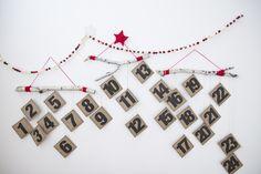 Simple and Fun Advent Calendar (via @jenloveskev)
