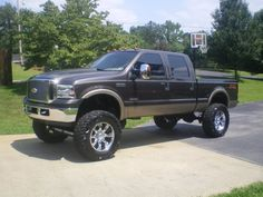 lifted 6.0 powerstroke - Google Search