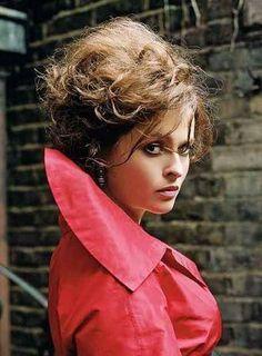 Helena Bonham Carter I think she is fantastic!!
