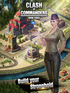 Clash Of Commanders - Iron Tides от WiSTONE