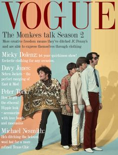 Favorite Monkees Fashion Era:1967 and everything they ever wore in the Rainbow Room.!