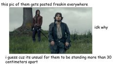 musketeers | Tumblr d'artagnan athos