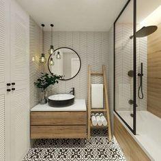 """✔ modern bathroom design ideas plus tips 68 > Fieltro.Net""""> ✔ modern bathroom design ideas plus tips 68 Related - Ensuite Bathrooms, Bathroom Renos, Bathroom Renovations, Small Bathroom, Master Bathroom, Remodel Bathroom, Basement Bathroom, Bathroom Vanities, Small Bathtub"""