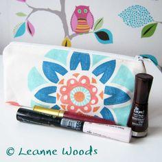 Floral Make Up Bag £6.00