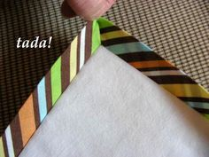 My Sweet Prairie: Binding 1-2-3. Exactly how my quilt angel (gramma) taught me.