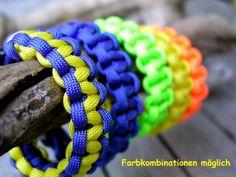 Farbe: Wunschfarbe (neon gelb, neon orange, neon grün, blau oder auch kombiniert.    Auch andere Farben sind möglich, siehe Beispielfotos und Shopkate