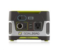 A plug-and-play solar generator for emergencies, camping, or wherever you need power. The Goal Zero Yeti 150 Solar Generator is a great solution to keep your lights, phones and laptops powered on through any situation. Best Portable Generator, Solar Powered Generator, Colorado Springs, Emergency Power, Emergency Preparedness, Solar Panels For Home, Solar Charger, Solar Battery, Motorhome