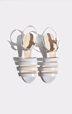 Maryam Nassir Zadeh Palma Sandal in Sky Blue Calf Sock Shoes, Cute Shoes, Me Too Shoes, Shoes Heels, Look Fashion, Fashion Shoes, Mode Style, Shoe Game, Footwear