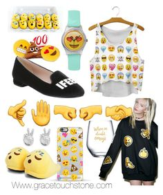 Emoji Life by ilovep