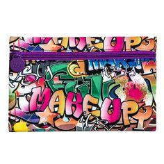 ipsy bag June 2016 graffiti