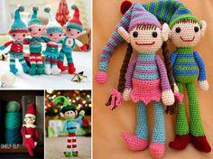 Crochet Elves Free Crochet Patterns