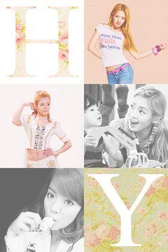 #Kpop #SNSD #Girl's Generation #Kim Hyoyeon