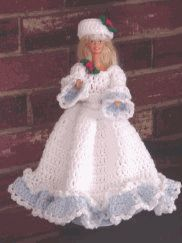 2 Colored Christmas Gown http://web.archive.org/web/20050311223646/http:/abcentral.topcities.com/patterns/xmgown2.htm
