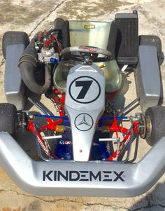 Production fabrication karting