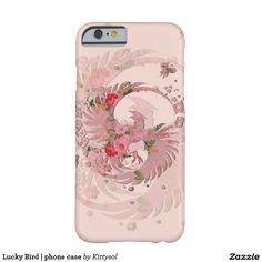 Lucky Bird   phone case Barely There iPhone 6 Case
