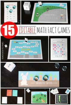 Addition Word Problems to 20 - Playdough To Plato Addition Words, Addition Games, Math Addition, Number Bond Games, Number Bonds, Number Recognition, Concentration Games, Math Tutor, Maths