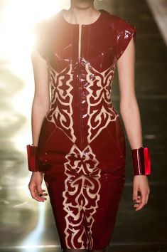 Georges Chakra Fall 2012 - Details