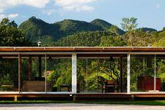 São Francisco Xavier House / Nitsche Arquitetos Associados