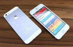 Así nos dicen los rumores que será el iPhone 5S de Apple