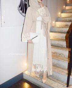 IG: LittleCoveredBook || IG: BeautiifulinBlack || Abaya Fashion |