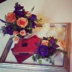 Victorian table centerpiece #atlantaweddingflorist #atlantaflorist #atlantaevents  www.atlantaflowerbar.com Cake Flowers, Table Centerpieces, Floral Wreath, Reception, Victorian, Wreaths, Decor, Centerpieces, Floral Crown