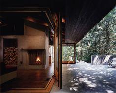 Tom Kundig // Tye River Cabin, Washington