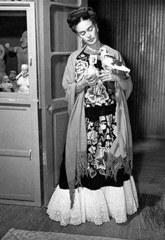 Retrato de Frida Kahlo (1907-1954) expuesto en la National Gallery de Londres.