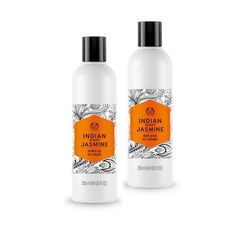 0fc79e22b0f6 Indian Night Jasmine Shower Gel 250ml + Indian Night Jasmine Body Lotion  250ml  Amazon.co.uk  Beauty