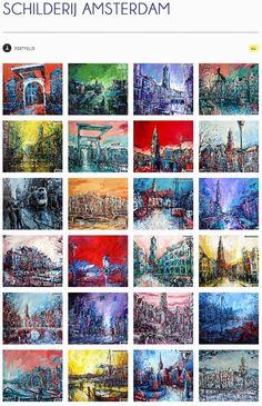 www.schilderijamsterdam.nl - voor mijn online portfolio en contactgegevens