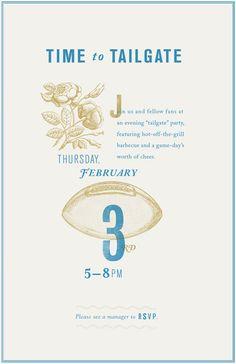 typography. Danielle Kroll #design #invitation #typography #layout