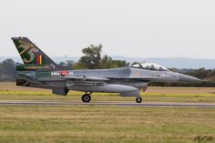 Belgian AM Anniversary - F 16 Falcon, Postwar, Air Planes, Helicopters, Military Aircraft, Air Force, Fighter Jets, History, Historia