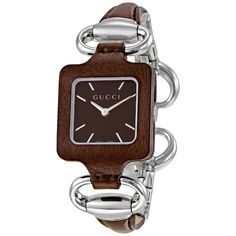 Gucci Ladies' Watch In Brown - Beyond the Rack.    So pretty.