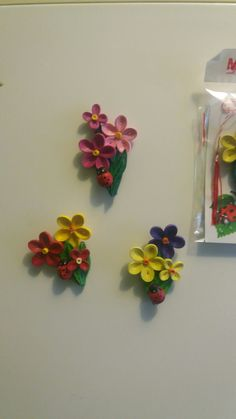 Quilling Dolls, Paper Quilling Flowers, Quilling 3d, Quilling Designs, Paper Crafts, Diy Crafts, Sunflowers, Magnets, Crafting