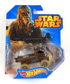 2014 Hot Wheels Star Wars CHEWBACCA Wookie Vehicle DISNEY Diecast HW Collectible #HotWheels