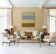 home design living room french   ... _French-inspired-house-House ...