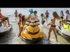 Gallery: Introducing the 2017 Sea-Doo Lineup (Videos) | The Watercraft Journal